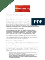 Condiciones para reorganizar el CGBVP, Jose Musse