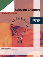 IGNOU Indian Society - India Democracy and Development