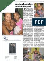 Newspaper Article Caribbean Graphic