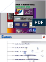 Role of QA&QC in Manufacturing - Presentation.ppt