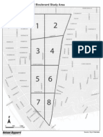 South Brand Parking Zone Map