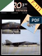 F-111 (From Aero Technika Lotnicza 1992-03)