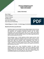Contoh Penulisan Jurnal Refleksi Praktikum_contoh2