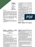 Kepmenkes No.1332 Th 2002 - Ketentuan Dan Tata Cara Pemberian Izin Apotik