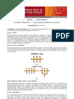 Site da DGST - Prevenção de Acidentes com GLP