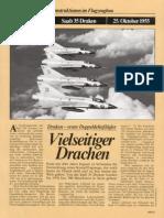FlugRevue - Saab 35 Draken