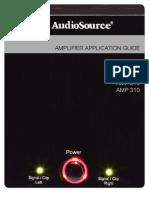 Amp Guide