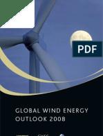 Wind Energy Outlook 2008