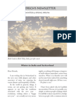 The Link (Friedrich's Newsletter), issue 5