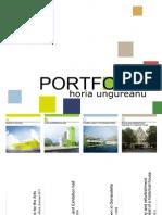 Horia Ungureanu - Arch. Portofolio 2013