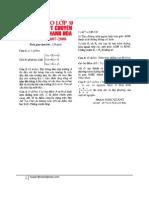 ĐỀ THI VÀO LỚP 10 - THPT CHUYÊN LAM SƠN - THANH HÓA - 2007-2008
