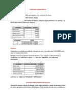 FUNCIONES CONDICIONALES 11°