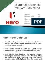Hero Global PPT