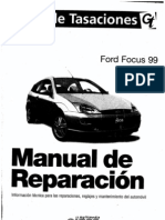 Ford Focus 99. Man. Repar