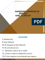 Organizando Empresas de Servicios