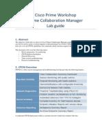 PVT_2012-Lab-Cisco Prime Collaboration Manager_v2