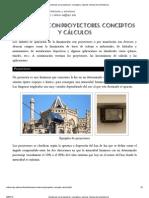 Alumbrado con proyectores_ conceptos y cálculos. Manual de luminotecnia