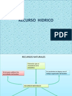 09. Recurso Hidrico