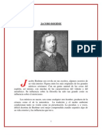 Jacobo_boehme - Mini Biografia