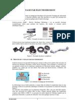 L'Usinage Par Electroerosion