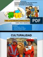culturalidad,interculturalidad y ciudadanía