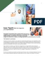 Isaac Tigrett-Entre Los Negocios y La Espiritualidad