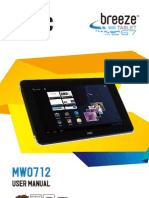 AOC MW0712 Tablet Manual Del Usuario_V2.0