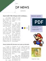 Ed 2. WOP News - São Tempos De Mudança!
