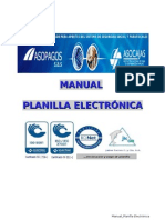 Manual Electronic A