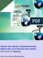 Apresentação de Resumo Estendido no IV CONCISA 2012
