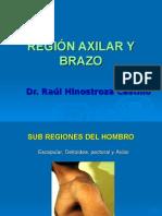 3ra Clase Miembro Superior - Axila y Brazo - Dr. Hinostroza