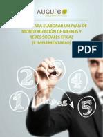 5 PASOS PARA ELABORAR UN PLAN DE MONITORIZACIÓN DE MEDIOS Y REDES SOCIALES EFICAZ (E IMPLEMENTARLO)
