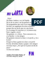 CARTA PARA  FADONOUGBO DE ANDREA.