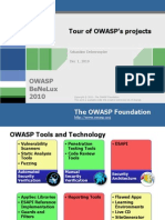 02 OWASP BNL10 Training - Tour of OWASP Projects V2