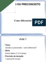 slide show didática