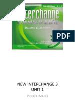 New Interchange 3