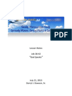 Lifelines Lesson 130721 Job 38-42 God Speaks - Darryl J Dawson Sr.pdf