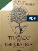Ey, H. TRATADO DE PSIQUIATRÍA