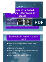 Starbucks Failure in Israel_Avner Barnea