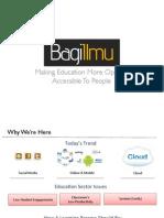 Bagiilmu - Development Report