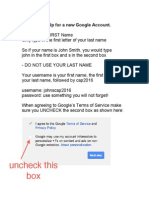 13-14 Google Account Settings