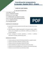 Ciencias de La Salud I-plan de Estudios