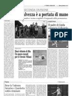 DIECI VITTORIE DI FILA, UN NUOVO RECORD PER IL CIRCOLO VILLANI