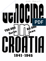 Holocaust in Nazi Catholic Croatia 1941 1945