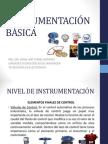 INSTRUMENTACIÓN BÁSICA ELEMENTOS FINALES DE CONTROL