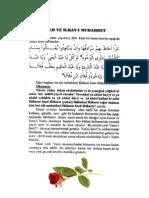 Celb Ve Ilkay-i Muhabbet