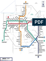 Plano Metro Red1