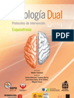SEPD - (2010) Patología Dual. Protocolos de Intervención. Esquizofrenia