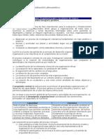 Evaluación de Capacidades Organizacionales (ECO)
