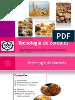 Tecnologia de Los Cereales